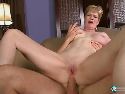 Mature Sindee Dix 53 Years Old Anal