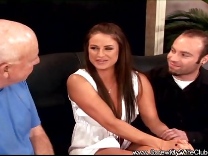 Big Tit MILF Swinger Sex Hard To Enjoy Arousement