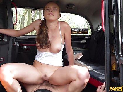 Dude with a stiff learn of fucks dirty amateur slut Stacy Cruz